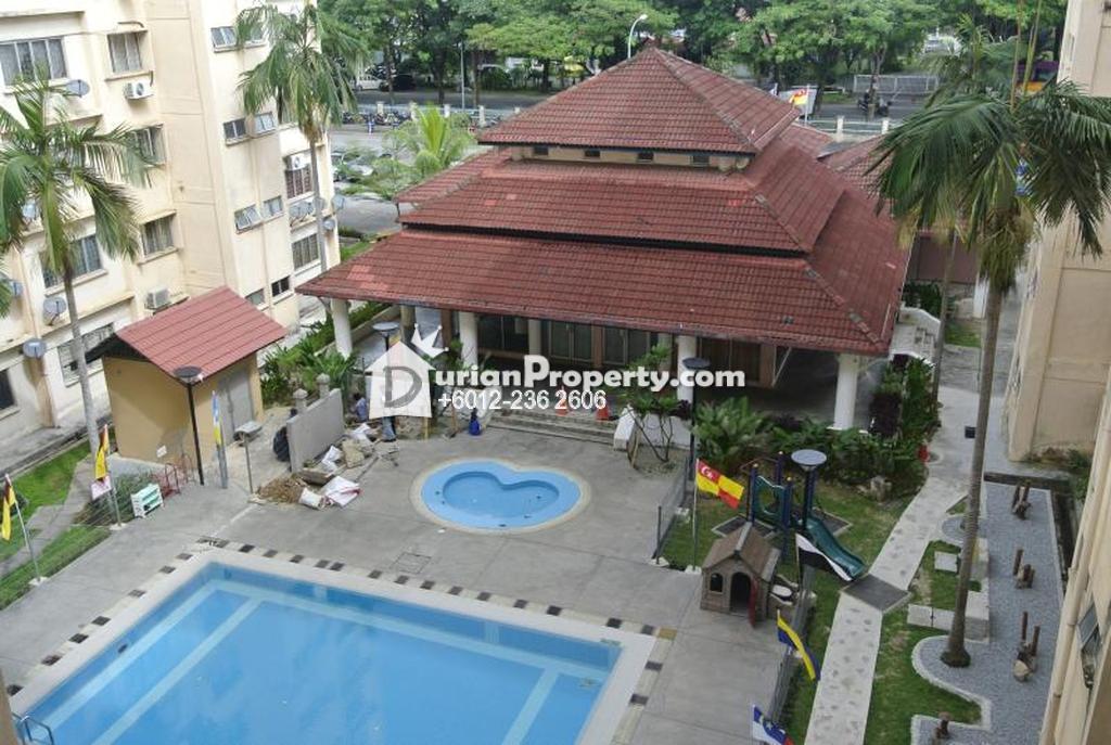 Condo For Rent at Kenaria Condominium, Taman Sri Kenari