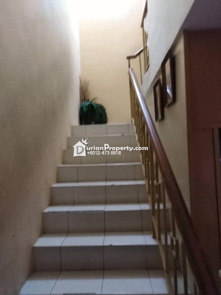 Terrace House For Sale at Taman Sutera, Seberang Jaya