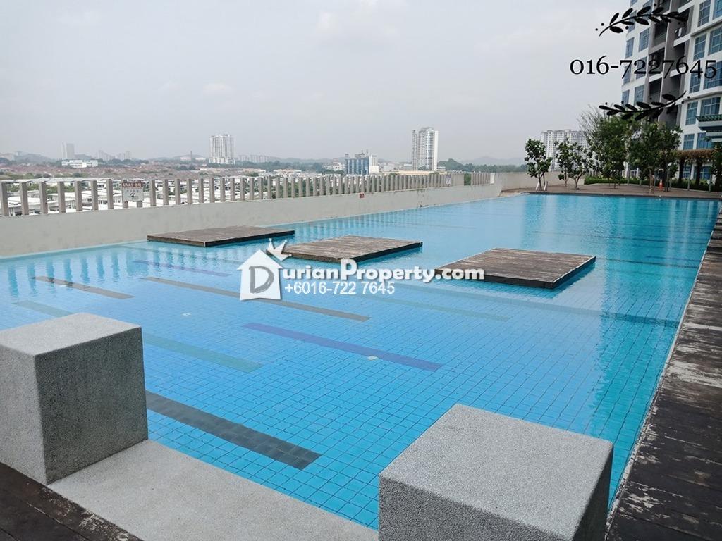 Apartment For Sale at D'Rich @ Nusa Duta, Taman Nusa Duta