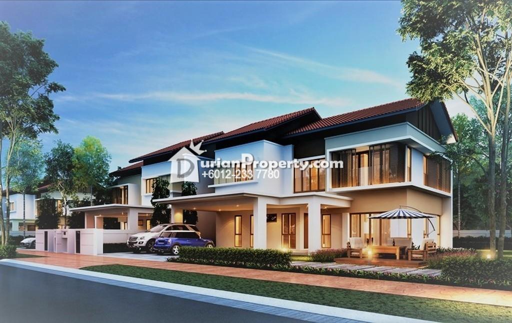 Townhouse For Sale at Taman Pinggiran Cyber, Cyberjaya