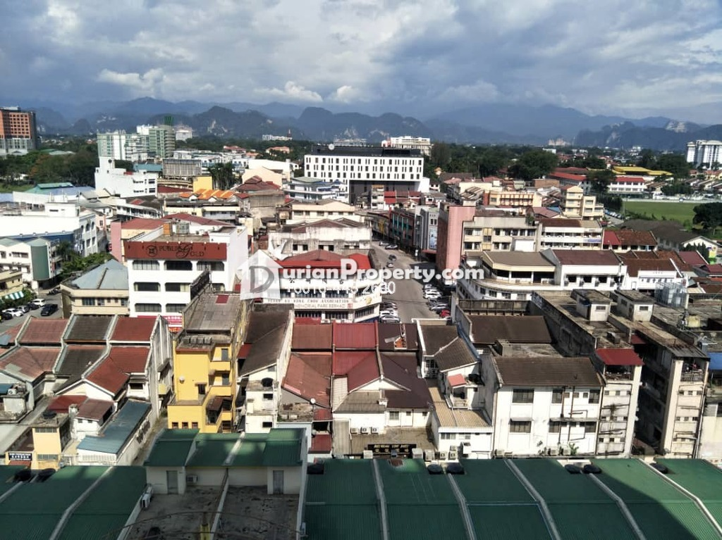 Condo For Rent at The Majestic, Ipoh