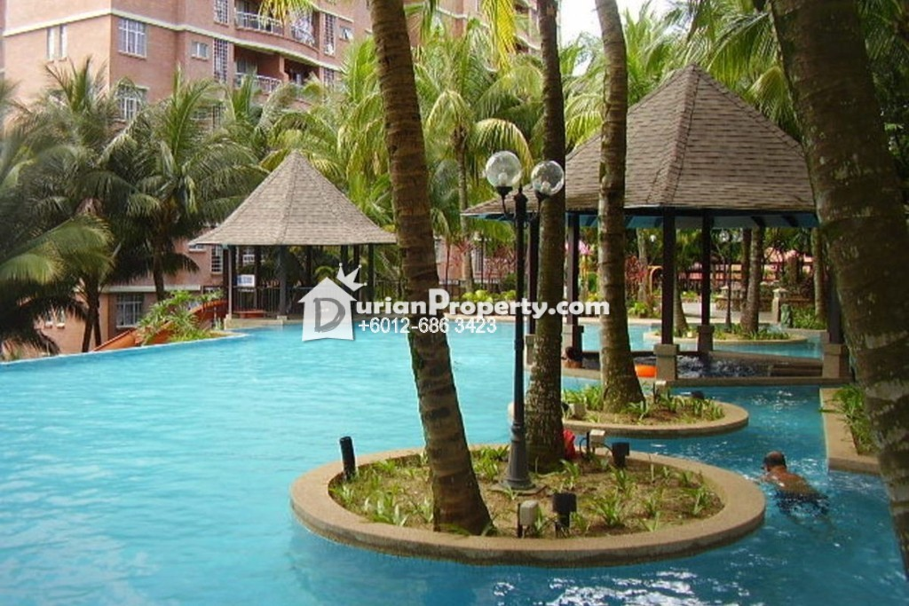 Condo For Sale at Greenview Residence, Bandar Sungai Long