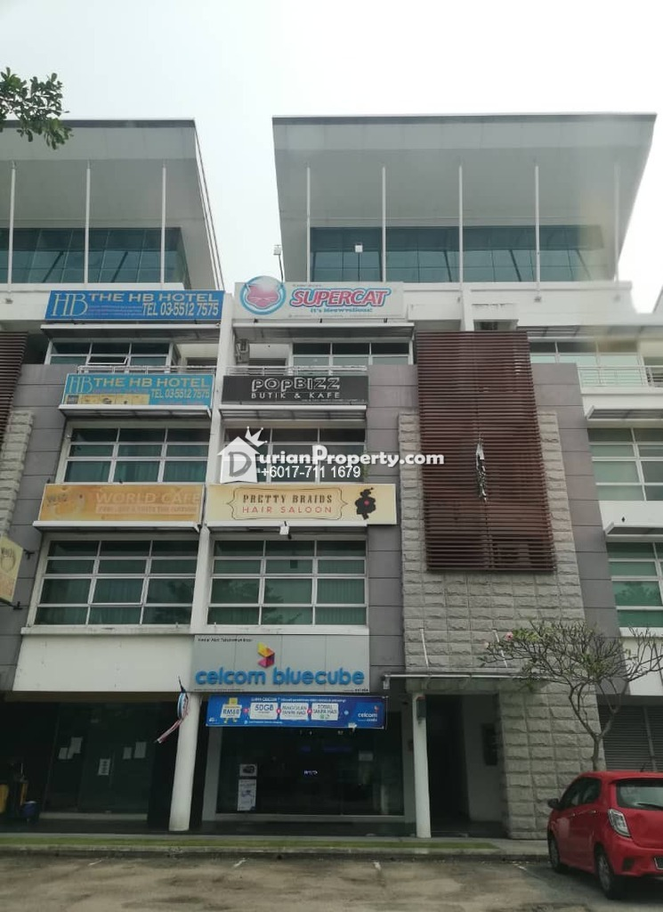 Shop Office For Sale At Laman Seri Business Park Section 13 For Rm 4 500 000 By Mohamad Faleeq Durianproperty