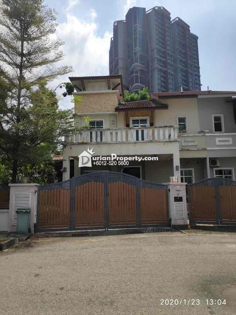 Semi D For Auction at Taman Pauh Jaya, Permatang Pauh
