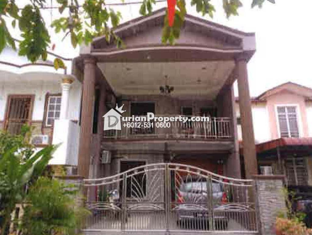 Terrace House For Auction at Bukit Sentosa, Rawang