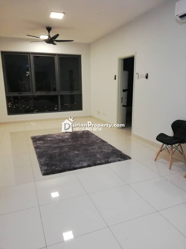 Apartment For Rent at Sfera Residency, Seri Kembangan