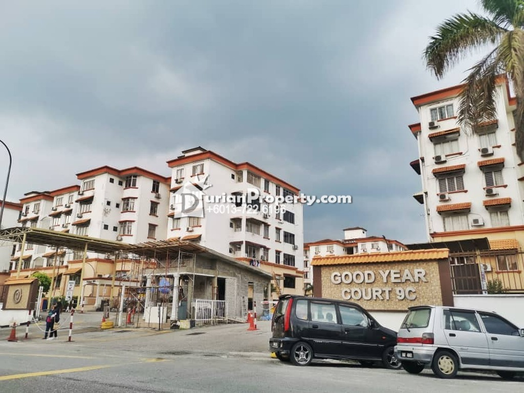 Condo For Sale at Goodyear Court 9, USJ