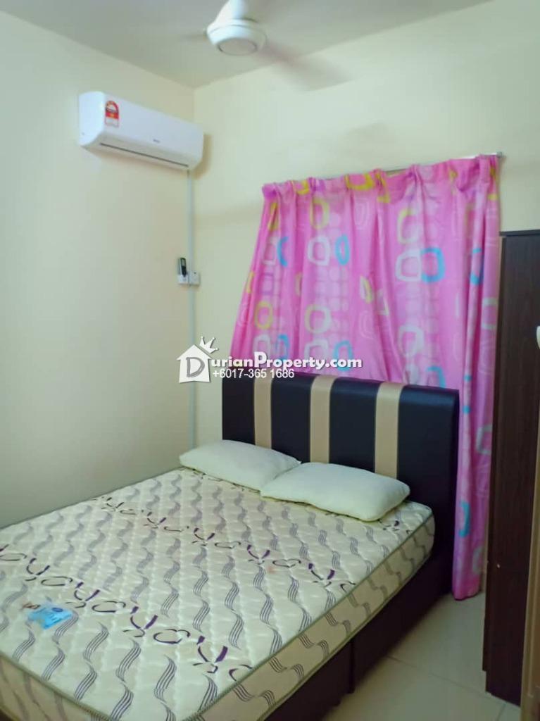 Condo For Rent at Platinum Lake PV21, Setapak