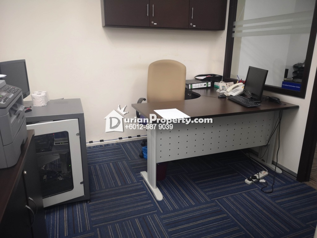 Shop Office For Rent at IOI Business Park, Bandar Puchong Jaya
