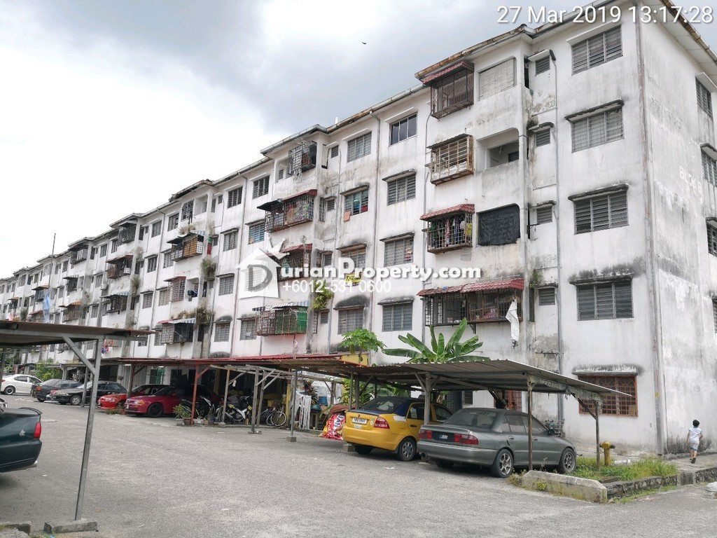 Flat For Auction at Bandar Teknologi Kajang, Kajang