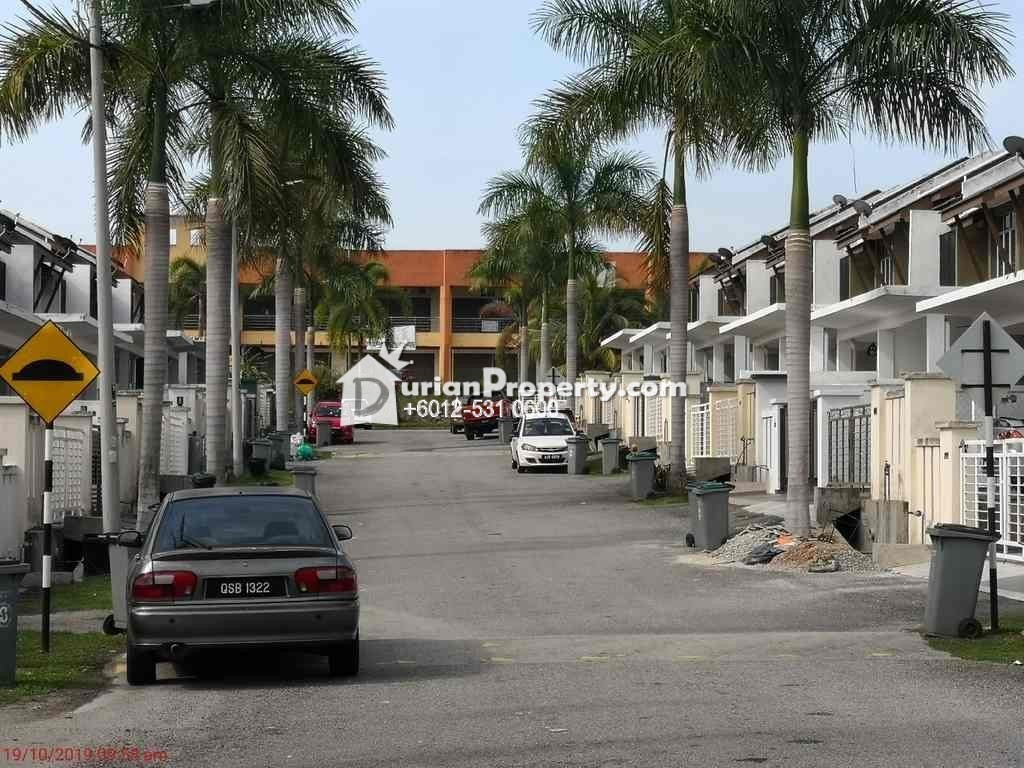 Terrace House For Auction at Taman Melaka Perdana, Ayer Keroh