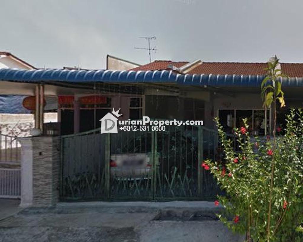 Terrace House For Auction at Taman Desa Budiman, Sungai Petani