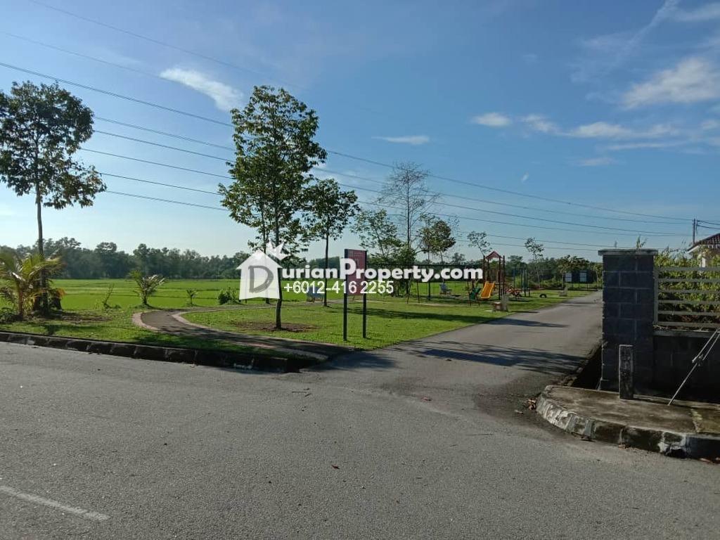Bungalow House For Sale at Sungai Lalang, Kedah