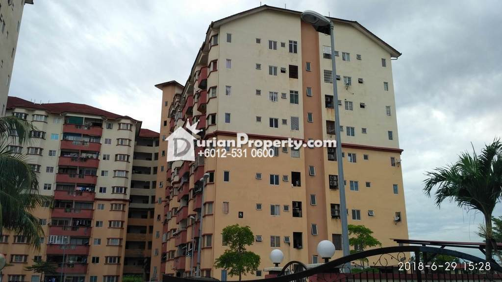 Apartment For Auction at Amazing Heights, Klang