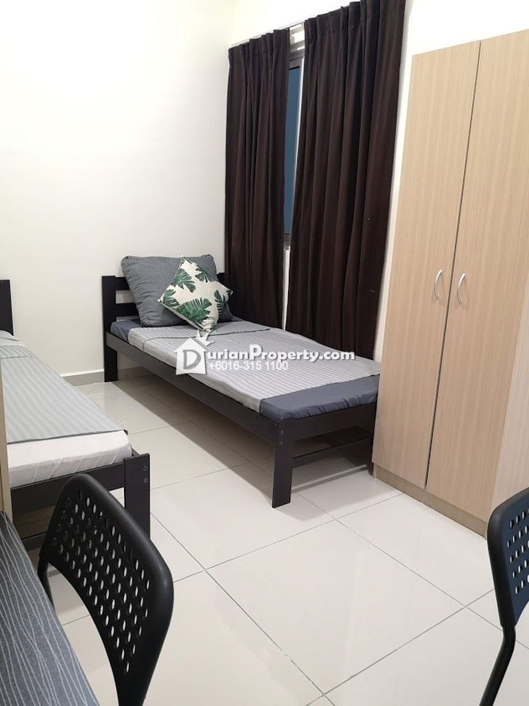Serviced Residence Room for Rent at Lavender Residence, Bandar Sungai Long