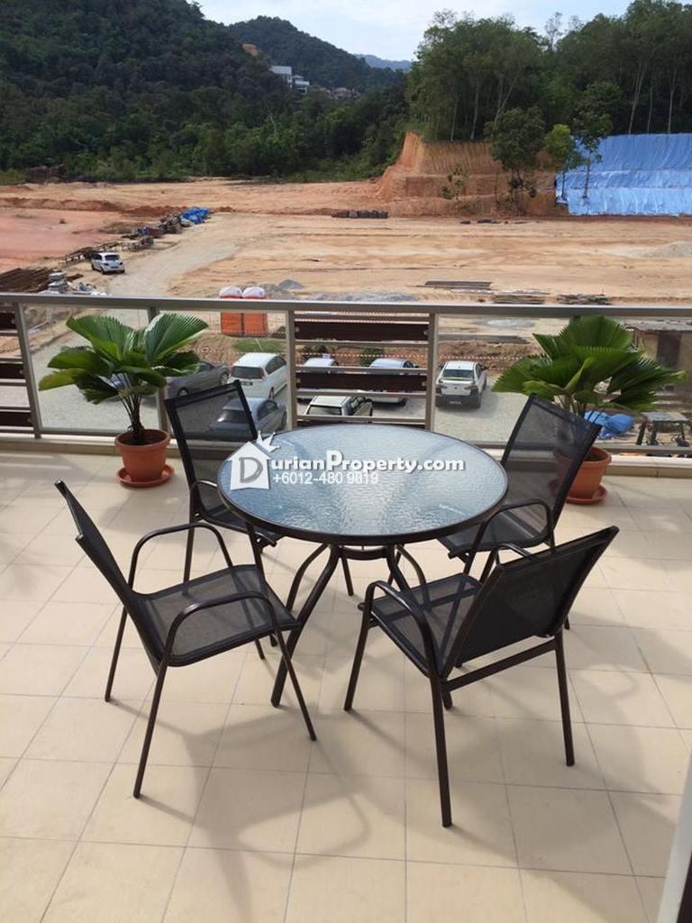 Terrace House For Sale at Rena Park, Balik Pulau
