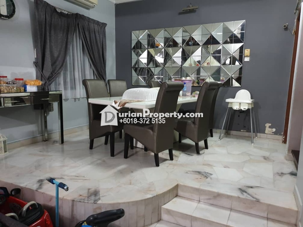 Terrace House For Sale at Taman Zooview, Ukay