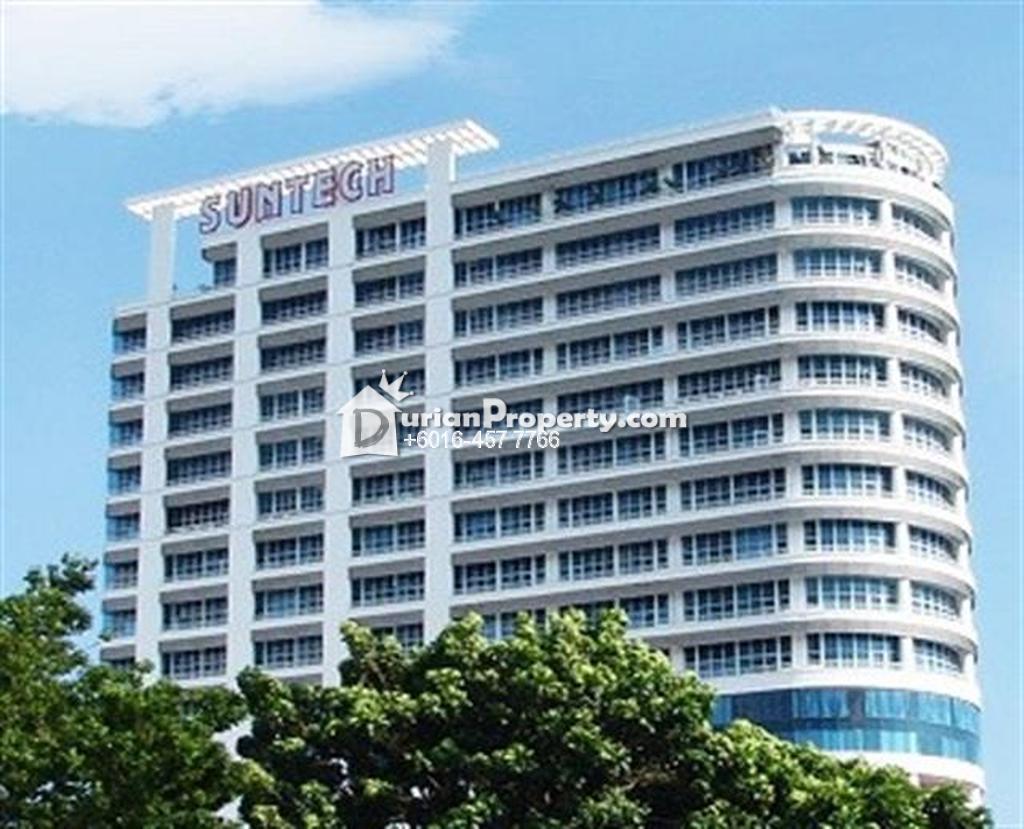 Office For Rent at Suntech, Bayan Baru