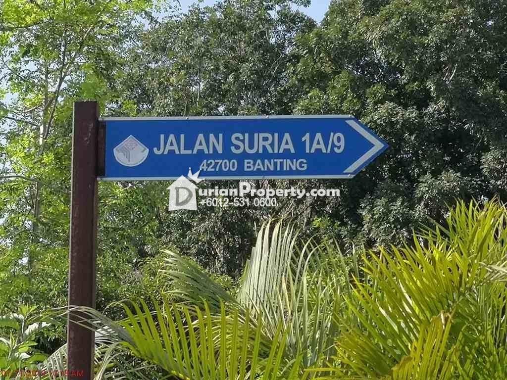 Terrace House For Auction at Bandar Mahkota Banting, Banting