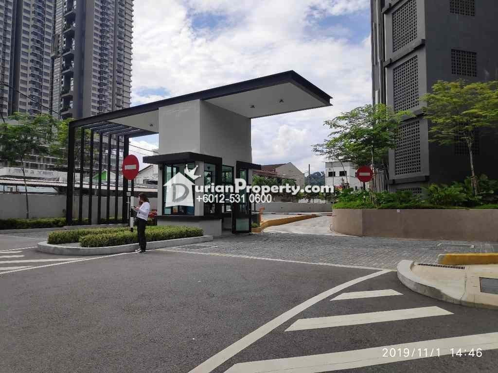 Apartment For Auction at D'Sands Residence, Old Klang Road