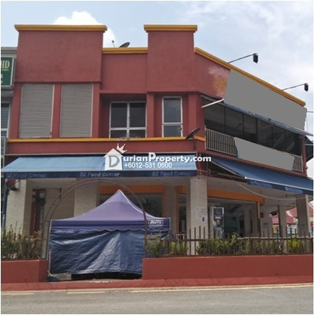 Shop Office For Auction at Bandar Baru Bangi, Bangi