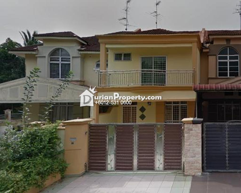 Terrace House For Auction at Sri Pulai Perdana, Johor
