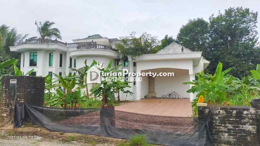 Bungalow House For Auction at Bachok, Kelantan