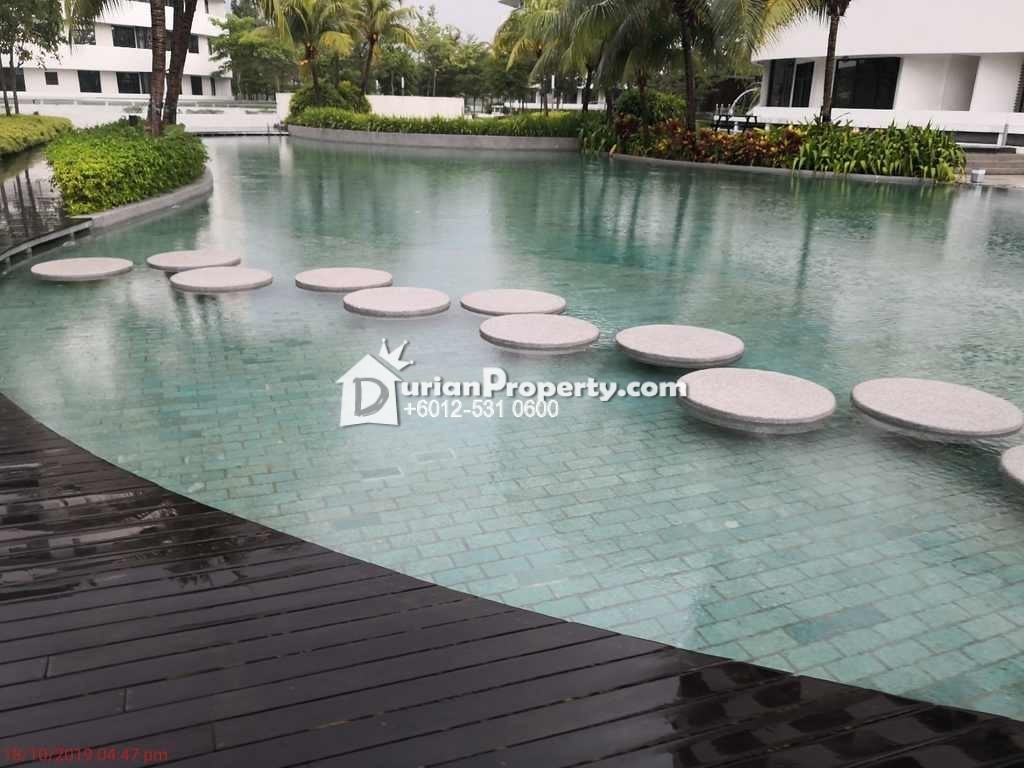 Apartment For Auction at O2 Residence, Bandar Puchong Jaya