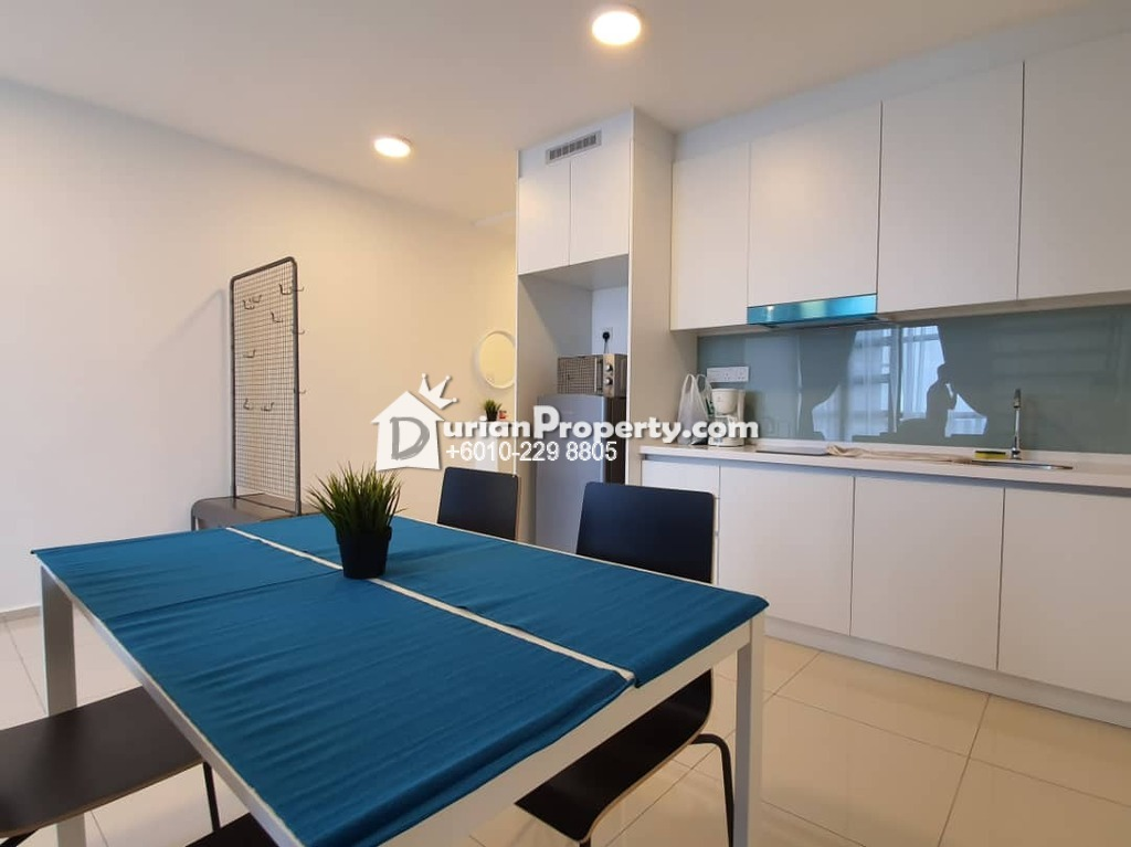 Serviced Residence For Rent at Eko Cheras, Cheras
