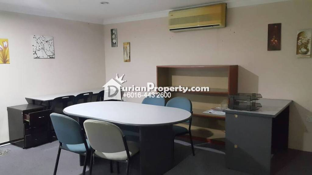 Office For Rent at Greentown Business Centre, Ipoh