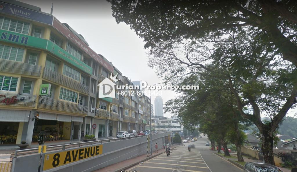 Shop Office For Sale at 8 Avenue, Petaling Jaya
