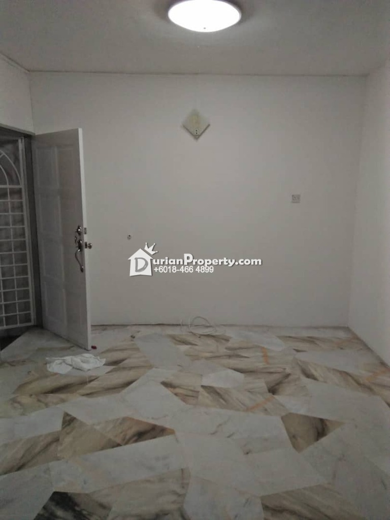 Terrace House For Rent at Gunung Rapat, Ipoh