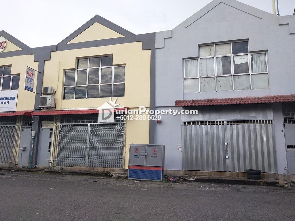 Terrace Factory For Rent at Bandar Puchong Jaya, Puchong