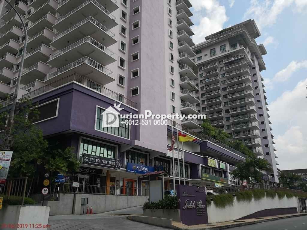 Condo For Auction at Indah Alam, Shah Alam