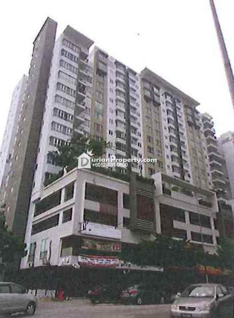 Apartment For Auction at Kepong Baru, Kepong