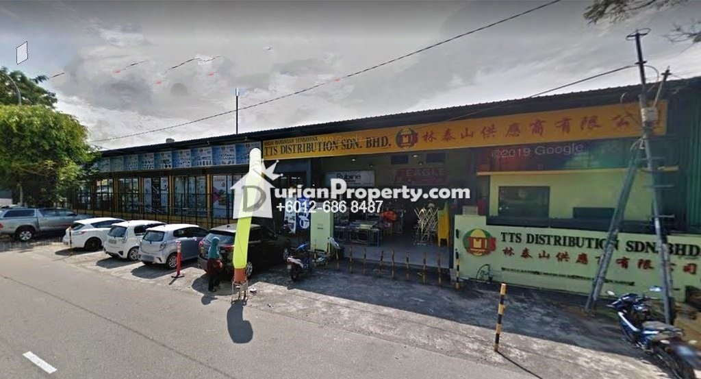 Terrace Factory For Sale at Bandar Baru Sungai Buloh, Sungai Buloh