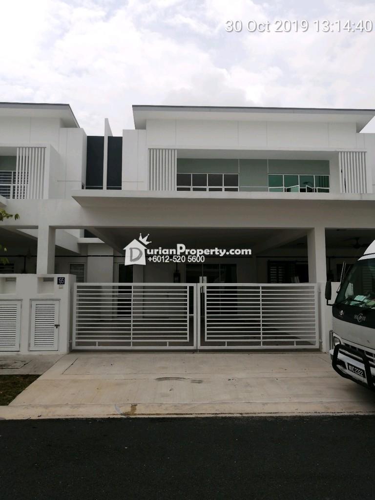 Terrace House For Auction at Bandar Sri Sendayan, Seremban