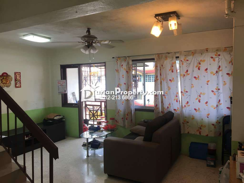 Apartment Duplex For Sale at Perdana Villa, Pandan Perdana