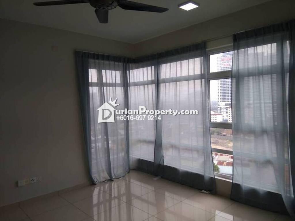 Apartment For Rent at MH Platinum Residency, Setapak