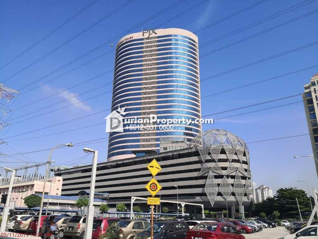 Office For Auction at PJX HM Shah Tower, Petaling Jaya