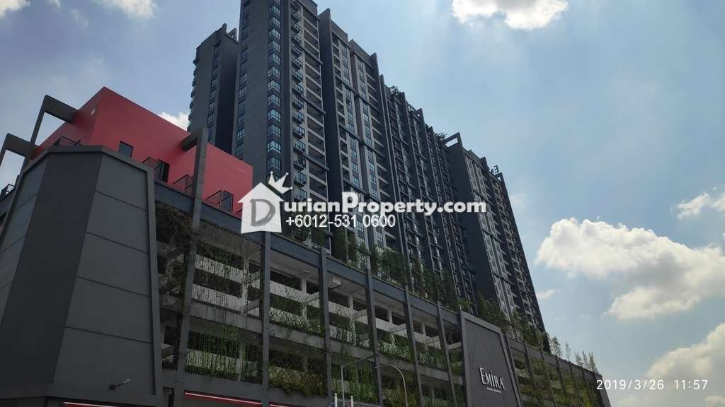 Apartment For Auction at Emira, Shah Alam