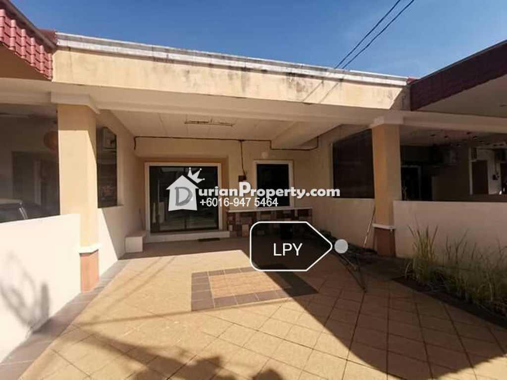 Terrace House For Rent at Bandar Seri Botani, Ipoh