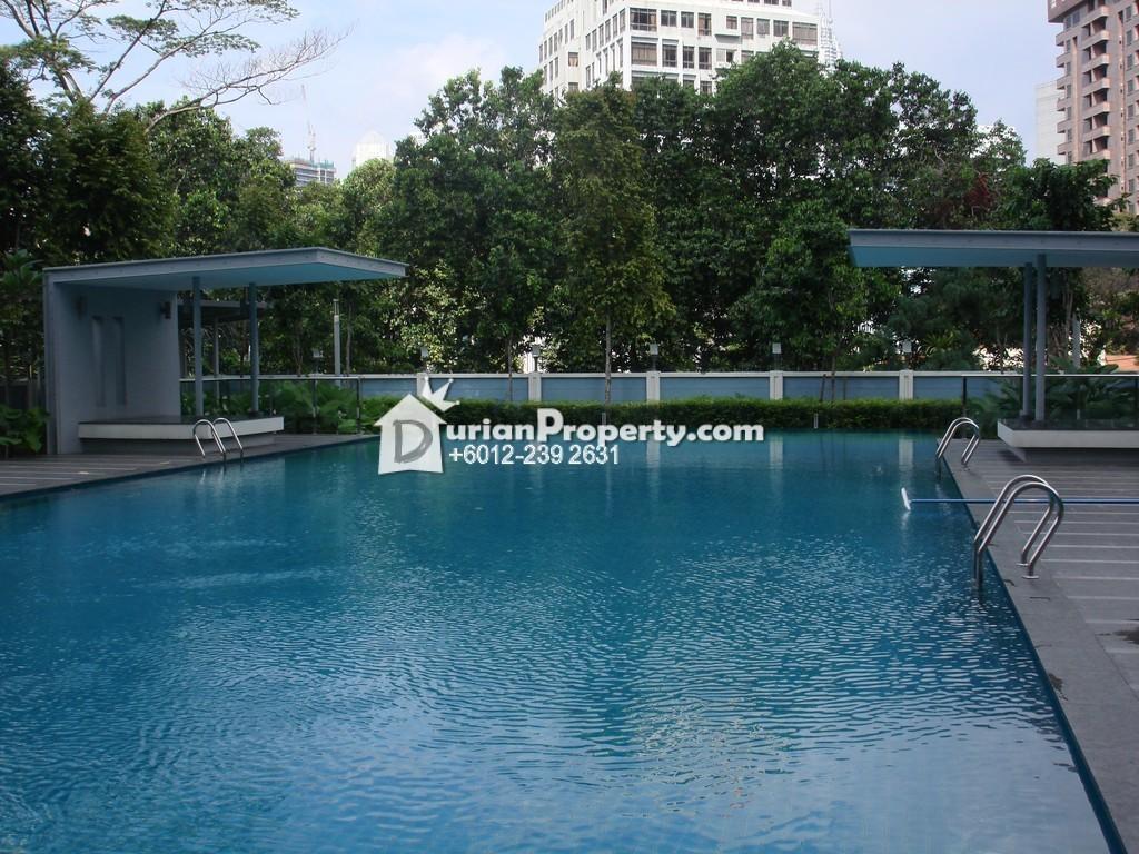 Apartment For Rent at Suasana Bukit Ceylon, Bukit Ceylon