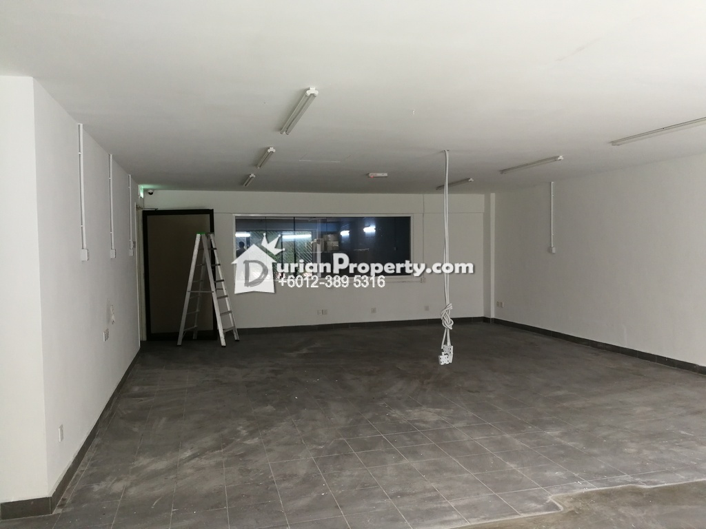 Terrace Factory For Rent at PJS 11, Bandar Sunway