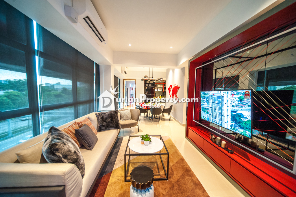 Serviced Residence For Sale at Platinum Arena, Old Klang Road