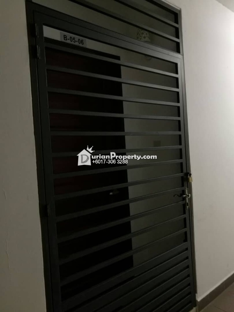 Condo For Rent at Bayu @ Pandan Jaya, Pandan Jaya