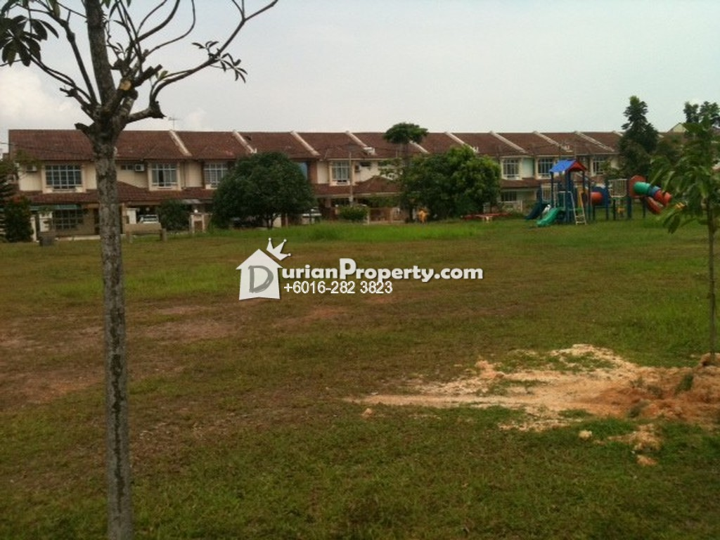 Terrace House For Sale at Bandar Mahkota Cheras, Cheras South