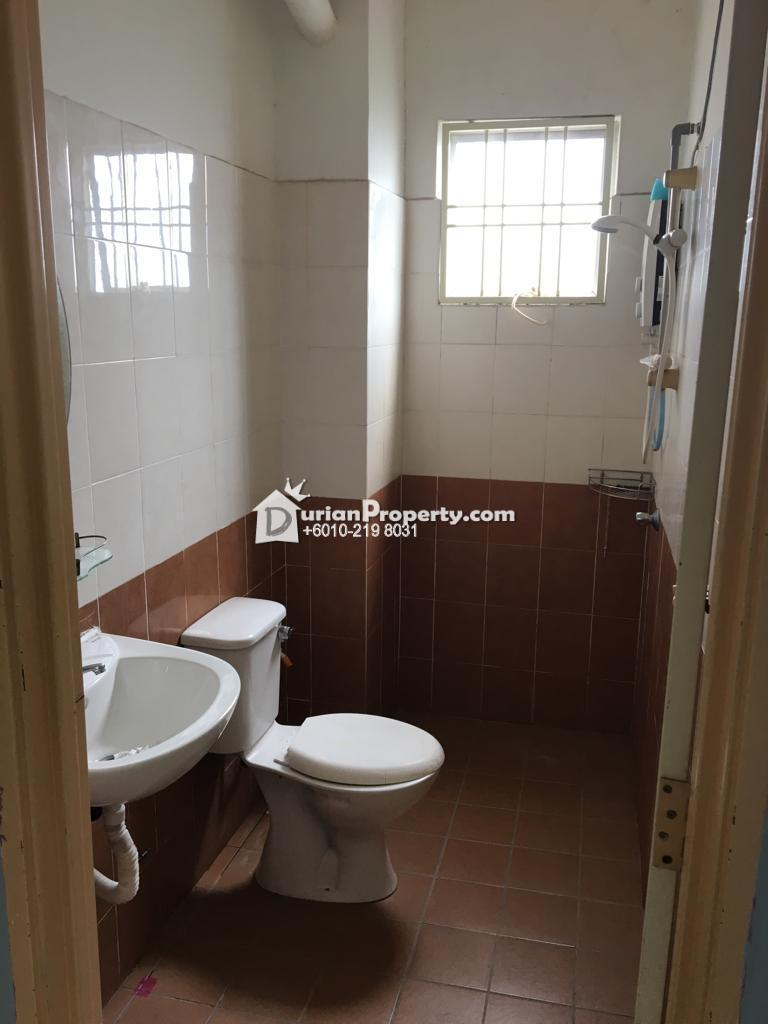 Apartment For Rent at Sri Ixora Apartment, Kajang