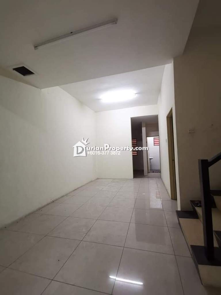 Terrace House For Rent at Taman Pengkalan Utama, Ipoh