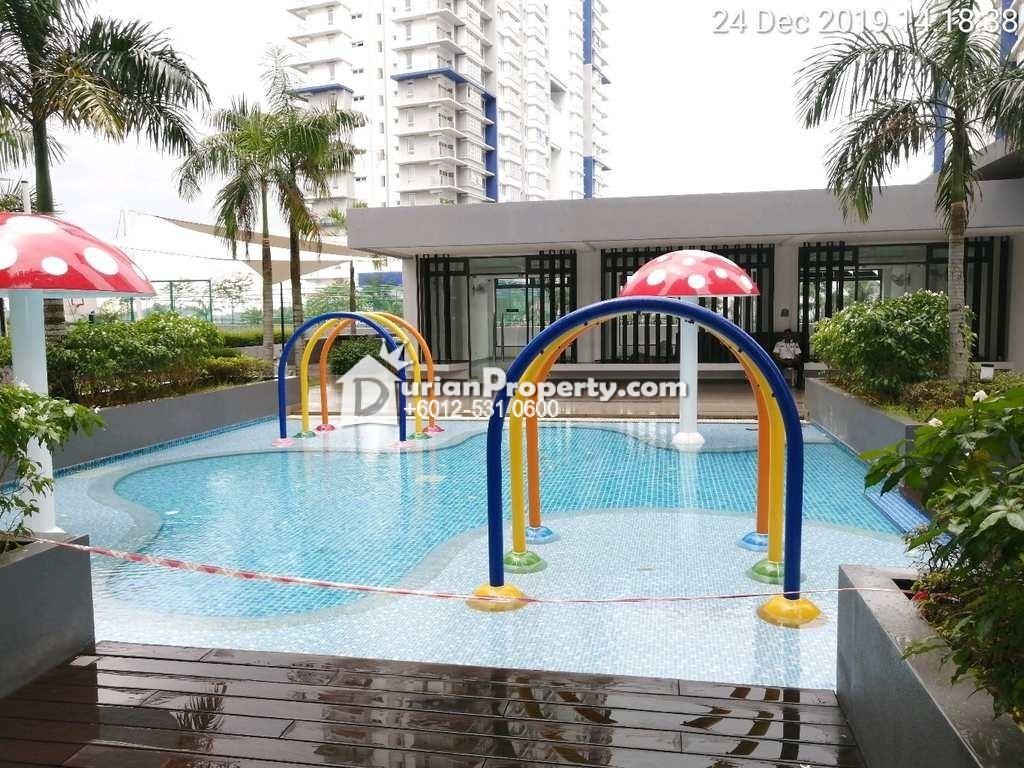 Apartment For Auction at Bandar Puteri Bangi, Kajang